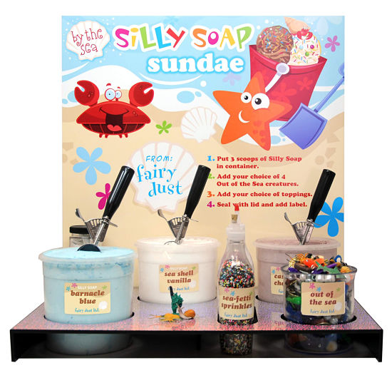 FunStation Sugar Scrub By The Sea