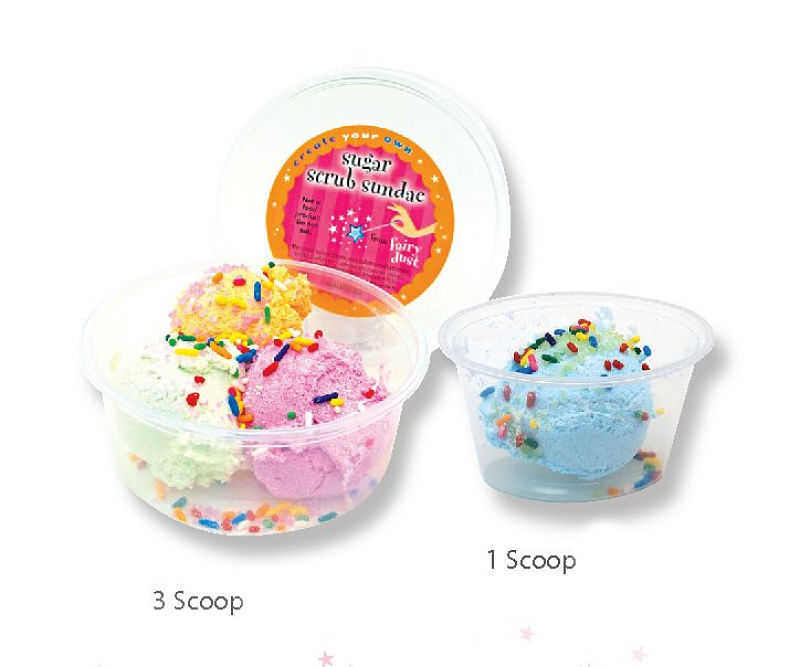 Sugar Scrub Single Scoop