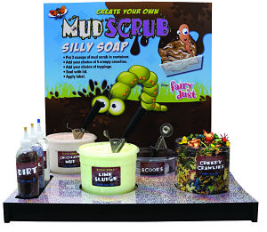 FunStation Sugar Scrub Mud Scrub